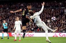 "Lịch thi đấu Champions League: Real Madrid 'sinh tử"" Man City"