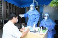 TP.HCM: Chậm nhất 11/8 hoàn thành xét nghiệm cho người về từ Đà Nẵng