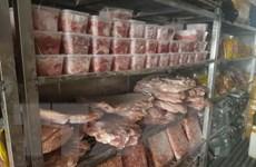 Vụ 19 tấn thịt đông lạnh quá hạn: Vì sao khó tịch thu, tiêu hủy?
