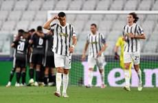 Cân cảnh Juventus ngậm ngùi chia tay Champions League