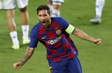 Barcelona 'đại chiến' Bayern ở tứ kết Champions League
