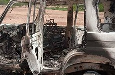 6 công dân Pháp bị sát hại trong một vụ tấn công tại Niger
