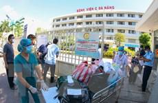 Ngày đầu bệnh viện C Đà Nẵng đón bệnh nhân đến khám, điều trị trở lại