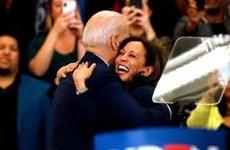 Ứng cử viên Joe Biden chọn bà Kamala Harris làm đối tác tranh cử
