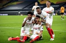 Europa League: Shakhtar Donetsk và Sevilla giành vé vào bán kết
