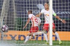 Hình ảnh đáng nhớ trong chiến thắng lịch sử của RB Leipzig