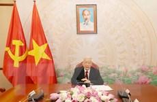 Tổng Bí thư, Chủ tịch nước gửi điện mừng nhân Quốc khánh nước CH Congo