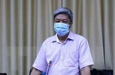 Thứ trưởng Bộ Y tế làm việc với Quảng Nam về công tác chống dịch