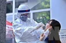 Các ca nhiễm virus SARS-CoV-2 ở Hà Nội đã rõ nguồn lây