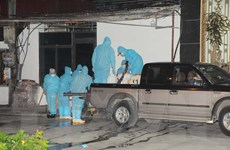 Bộ Y tế cử đội cơ động phản ứng nhanh hỗ trợ BV đa khoa tỉnh Hải Dương