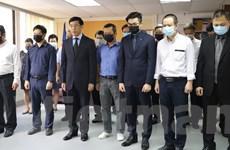 Lễ viếng nguyên Tổng Bí thư Lê Khả Phiêu tại Hong Kong và Côn Minh