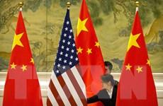 Mỹ, Trung Quốc hoãn thảo luận trực tuyến về thỏa thuận thương mại