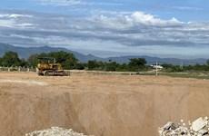 Kết luận thanh tra về quản lý, sử dụng đất trên địa bàn Ninh Thuận