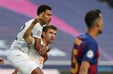 Kết quả Champions League: Tứ kết 'điên rồ' và cuộc chiến Pháp-Đức