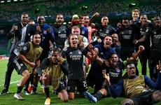 Lyon tạo nên 'địa chấn,' loại Man City khỏi Champions League