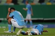 Video cận cảnh Lyon khiến Manchester City cay đắng dừng bước