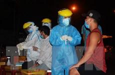 Đà Nẵng: Mẫu xét nghiệm người dân ở chợ đầu mối thủy sản đều âm tính