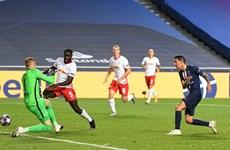 Video cận cảnh PSG đánh bại RB Leipzig, thẳng tiến vào chung kết