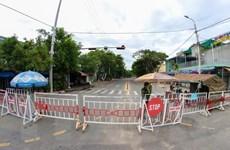 Dịch COVID-19: Đà Nẵng cách ly y tế một số khu vực ở quận Thanh Khê