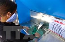 Máy ATM gạo sử dụng trí tuệ nhân tạo tại thành phố Đà Nẵng