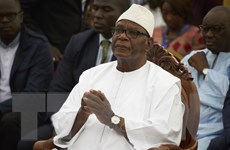 Liên hợp quốc yêu cầu trả tự do cho Tổng thống Mali Keita