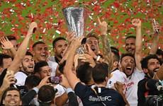 Video cận cảnh Sevilla ngược dòng lên ngôi Europa League