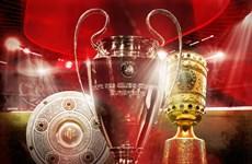 Nhìn lại hành trình giành 'Triple' của Bayern Munich-Hansi Flick