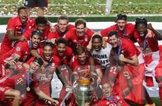 Vô địch Champions League, Bayern lập kỷ lục 'vô tiền khoáng hậu'