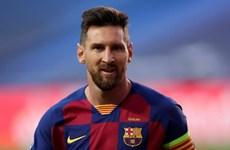 Hé lộ nội dung bản fax yêu cầu Barca chấm dứt hợp đồng của Messi