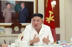 Nhà lãnh đạo Triều Tiên chủ trì cuộc họp về ứng phó bão và COVID-19
