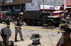Philippines: Hai kẻ tấn công liều chết là góa phụ của phần tử khủng bố