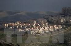 Việt Nam kêu gọi Israel ngừng mở rộng các khu định cư