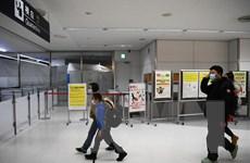Dịch COVID-19: Nhật Bản nâng mức cảnh báo đi lại đối với 13 quốc gia