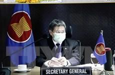 ASEAN-Trung Quốc ghi nhận thương mại song phương vẫn tăng mạnh