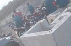 Rơi xuống cống trong khu vực đang xây dựng, bé trai 7 tuổi tử vong