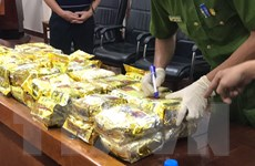 PC04: Tấm lá chắn bảo vệ nhân dân trước tội phạm ma túy