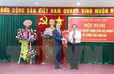 Ông Phạm Đại Dương giữ chức Bí thư Tỉnh ủy Phú Yên nhiệm kỳ 2015-2020