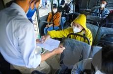 Đưa học sinh, sinh viên Quảng Nam mắc kẹt ở vùng dịch về nơi cư trú