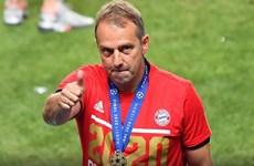 Hansi Flick nhận danh hiệu HLV xuất sắc nhất nước Đức