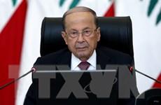 Tổng thống Liban kêu gọi hướng tới một nhà nước thế tục