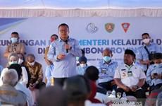 Indonesia cam kết xóa bỏ nạn đánh bắt thủy hải sản trái phép