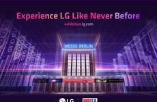 LG Electronics lần đầu tiên mở gian hàng ảo cho Triển lãm IFA 2020