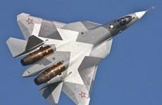 Máy bay chiến đấu Su-57 của Nga sẽ được khoác 'bộ quần áo' mới
