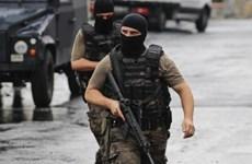 Cảnh sát Thổ Nhĩ Kỳ bắt giữ một nhân vật cấp cao của tổ chức IS