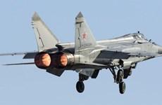 Nga điều máy bay chiến đấu chặn máy bay Na Uy trên Biển Barents