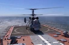 Báo Mỹ phân tích sự độc đáo của tàu sân bay trực thăng Nga