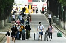 Trung Quốc: Các trường đại học ở Vũ Hán đón sinh viên trở lại