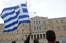 Kinh tế Hy Lạp suy giảm hàng quý cao kỷ lục trong 25 năm