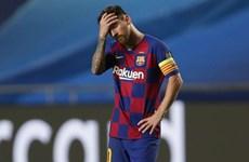 Barcelona: Nếu muốn ra đi, Messi phải chồng đủ 700 triệu euro