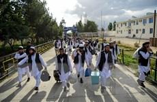 Chính phủ Afghanistan tuyên bố thả 400 tù nhân Taliban còn lại